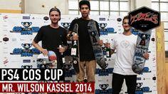 PS 4 COS Cup Kassel 2014 | Titus Skateboards - http://DAILYSKATETUBE.COM/ps-4-cos-cup-kassel-2014-titus-skateboards/ - http://www.youtube.com/watch?v=JiEhuNOo294&feature=youtube_gdata  http://www.facebook.com/titus http://instagram.com/titus http://www.titus.de/ Der Playstation 4 COS Cup hat am Wochenende Halt in Kassel gemacht. Die Skatehalle Mr. Wilson bot mit riesigem... - 2014, Kassel, skateboards, Titus
