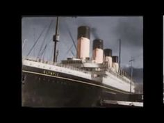 """RMS Olympic- """"The Last Voyage"""", British Movietone 1935 in color"""