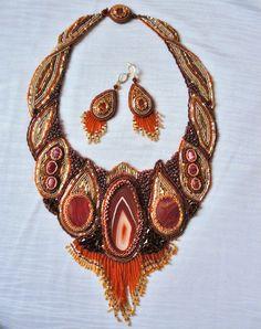 Beautiful jewelry by Natalia Bessonova | Beads Magic