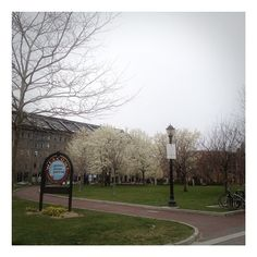 Boston's Historic North End Park in Spring 2012.04.07