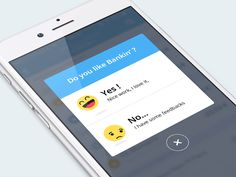 Fun, friendly way to catch feedback from users
