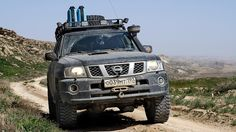 Nissan Patrol (Y61) ZD3.0 Expedition
