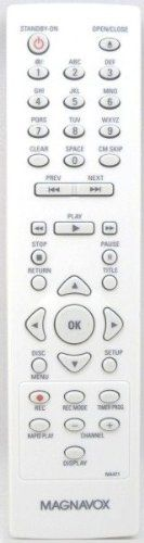 REMOTE CONTROL UNIT / MAGNAVOX - NA471UD by MAGNAVOX. $17.99. This remote control is compatible with the following MAGNAVOX models: CMWR10D6, MWR10D6   Batteries not included.