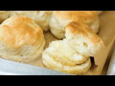 How To Make The World's Best Buttermilk Biscuits | Southern Living - YouTube