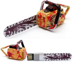 Texas Chainsaw USB Drive?