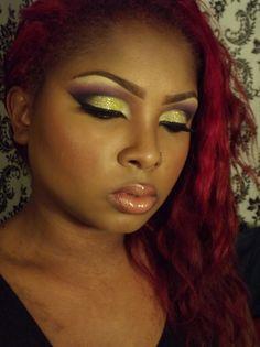 arabic inspired eye makeup :) http://www.makeupbee.com/look.php?look_id=56839