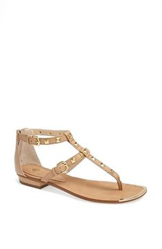 Isolá 'Adie' Studded Leather Thong Sandal available at #Nordstrom. Love these for Mother'sDay!