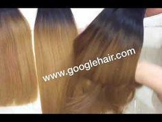 Hot Selling Straight Ombre Hair 150g/1bundle - 100% Virgin Hair - Google...
