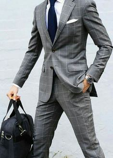931751afd9284 All Business Mens Suits, Grey Suits, Blue Suit Men, Best Suits For Men