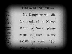 """Hospitals """"Full-Up"""": The 1918 Influenza Pandemic"""