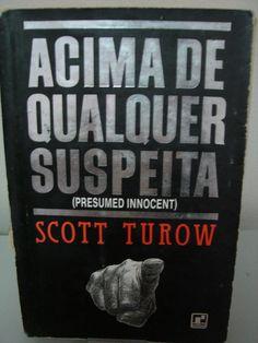 Acima de qualquer suspeita - Scott Turow - Record