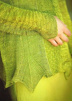 Ravelry: Diamond Trellis Pullover pattern by Gina Wilde. Inspiration: Details