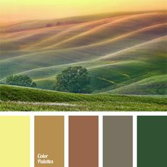 This smooth gradient colour palette is appropriate for a decor of a room with large ceilings and plenty of space, which will achieve a sense of comfort and.