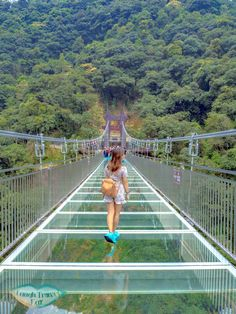 Qingyuan is well known for its beautiful caves and waterfalls. With a record-breaking glass bridge, Qingyuan is now gaining popularity: Cool Places To Visit, Places To Travel, Wonderful Places, Beautiful Places, China Vacation, Malaysia Travel Guide, Landscape Diagram, Glass Bridge, Nature Photography