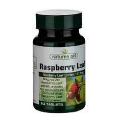 Natures Aid Raspberry Leaf 60 Tablets - Its not just the berries of the raspberry bush that are of use. The pale-green leaves of this bush have long been used for years. Natures Aid Raspberry Leaf extract provides the equivalent to 750mg of http://www.MightGet.com/january-2017-11/natures-aid-raspberry-leaf-60-tablets-.asp