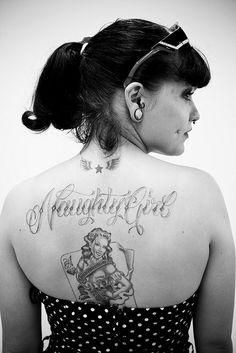 Marion, High School Student - Tattoo Art Fest