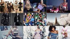 Spring Fashion Ads: Fierce Lupita, Topless Gaga, Rihanna in the Loo