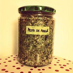 Pesto de abelá #vegan #veganfood #veganfoodporn #veganfoodshare #whatveganseat #plantbased #plantstrong #instafood #pesto #Padgram