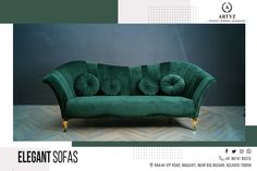 An elegant sofa gives your living room a tranquil vibe.  Visit our store today to explore our gamut of sofa sets and other furniture pieces!  #DesignerSofa #modernsofa #luxuryfurniture #interiordesign #livingroomideas Sofa Set Designs, Sofa Design, Interior Design, Sofa Manufacturers, Italian Sofa, Elegant Sofa, Modern Sofa, Luxury Furniture, Living Room Furniture