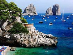 Capri, Italy (Thx Rita)