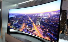 Samsung 105in UHD TV: stay ahead of the curve - Telegraph