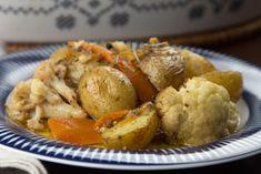 Πεντανοστιμες Greek Recipes, Mashed Potatoes, Cauliflower, Goodies, Vegetarian, Favorite Recipes, Meat, Chicken, Vegetables