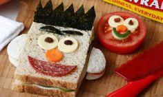 14 kids cute sandwich ideas - Kidspot