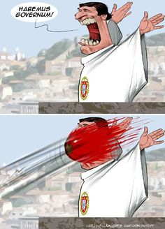 Cartoon: Fumo branco