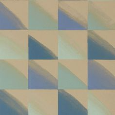 Kelly Wearstler Chroma Wallpaper Sample ($4) ❤ liked on Polyvore featuring home, home decor, wallpaper, lake blue, paper wallpaper, blue home decor, kelly wearstler, sample wallpaper and double roll wallpaper