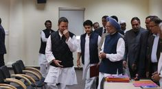 Rahul Gandhi is a darling of the Congress and he will carry forward the great traditions: Manmohan Singh