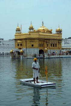 The Golden Temple - My favorite North Indian place