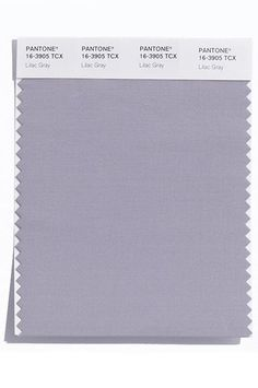 Lilac Gray: Pantone Spring 2016 Colors