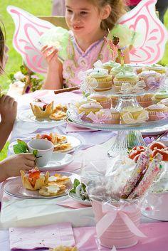 Miss M's Fairy Birthday Party