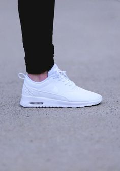Fashion nike womens running shoes finish line. nike air max thea by titoloshop buy it @ nike us White Nike Shoes, Nike Shoes Cheap, Nike Free Shoes, Nike Shoes Outlet, White Nikes, Cheap Nike, White Tennis Shoes, Pink Nikes, Air Max Thea