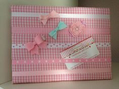 ♥  Haarspangen Board ♥ von Zuckermaeuschen auf DaWanda.com