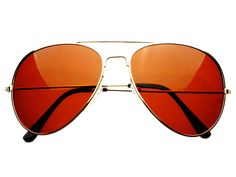 Gold Metal Premium Polarized Classy Aviator Sunglasses A642 – FREYRS - Beautifully designed, cheap sunglasses for men & women