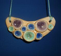 necklace Pottery, Jewelry, Fashion, Ceramica, Moda, Jewlery, Jewerly, Fashion Styles, Pottery Marks