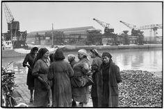 Henri Cartier-Bresson FRANCE. Haute-Normandie. Seine-Maritime. Rouen. 1956.