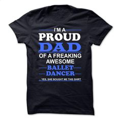 PROUD DAD T Shirt, Hoodie, Sweatshirts - cool t shirts #fashion #clothing