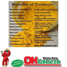 Benefits of #turmeric: The medicinal properties of this spice have been slowly revealing themselves over the centuries. Long known for its anti-inflammatory properties, recent research has revealed that turmeric is a natural wonder, proving beneficial in the treatment of many different #health conditions from cancer to Alzheimer's disease. Stomach Ulcers, Natural Antibiotics, Wound Healing, Lower Cholesterol, Natural Wonders, Turmeric, Health Tips, Benefit, Spice