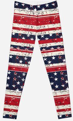 971ff2dc470700 Vintage Flag Happy Legs, Leggings Depot, Vintage Flag, Pajama Pants,  Vintage Banner