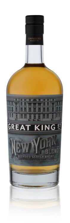 Great King Street on Packaging Design Served