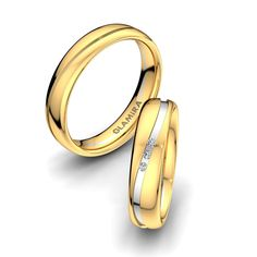 A gold wedding ring  is a finger ring that indicates that its wearer is married. It is usually forged from metal, and traditionally is forged of gold or another precious metal.