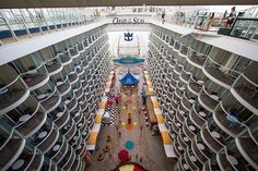 Oasis of the Seas Facts: Info on the World's Biggest Cruise Ship