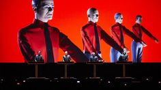 Kraftwerk on Cycling, 3D, 'Spiritual Connection' to Detroit  Read more: http://www.rollingstone.com/music/news/kraftwerk-on-cycling-3d-spiritual-connection-to-detroit-20150826#ixzz3jyuPoHia Follow us: @rollingstone on Twitter | RollingStone on Facebook