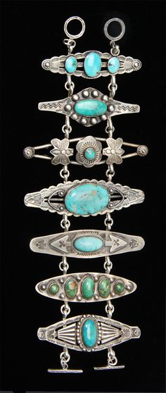 Harvey Era Pin Bracelet #9772
