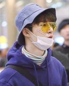 Hanbin is this style gets me weak