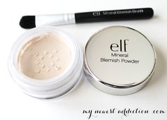 Ten Minute Flawless Face with e.l.f.  http://www.mynewestaddiction.com/2014/09/ten-minute-flawless-face.html