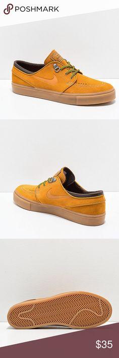 info for 2c1da f90ce Nike SB Janoski Premium Bronze   Gum Suede Shoes Nike SB Janoski Premium  Bronze   Gum