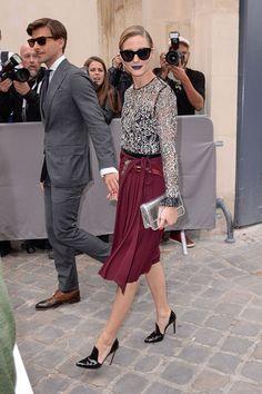 5 πράγματα που δεν φοράει σχεδόν ποτέ η Olivia Palermo - Jenny.gr